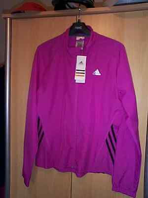 Ladies Adidas Running jacket BNWT size small
