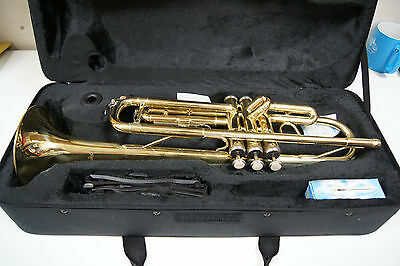 Republic Trumpet With Case **NEW**