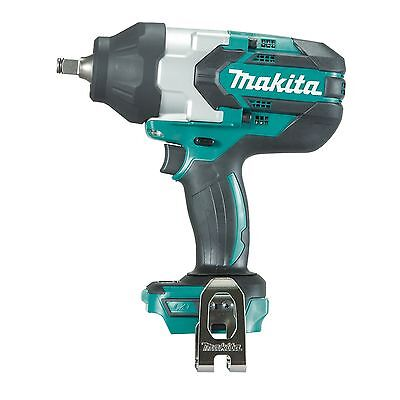 """Makita LXT 18V 1/2"""" Cordless Impact Wrench 1000 N.m - Skin Only"""