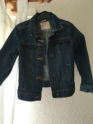 TU Girls Denim Jacket 2-3 Years