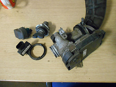 2012 Vespa Gts125 Gts 125 Super Throttle Body Ecu Kit Magneti Marelli Iawm3G.e06