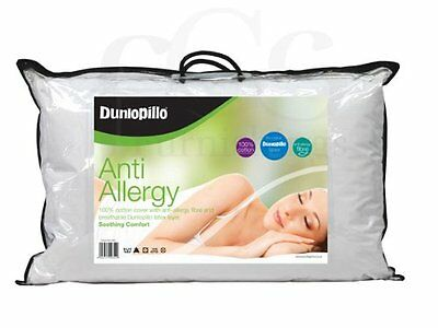 Dunlopillo Anti Allergy Pillow with Breathable Latex