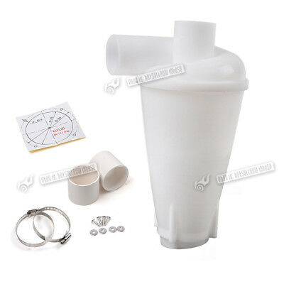 High Efficien Vacuums Cleaners Filter Tool Cyclone Dust Separation Collector