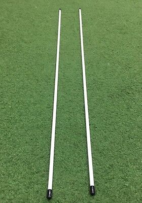 Alignment Sticks - Golf Training Aid #1 Practice Tool! *Fast Shipping From Melb*