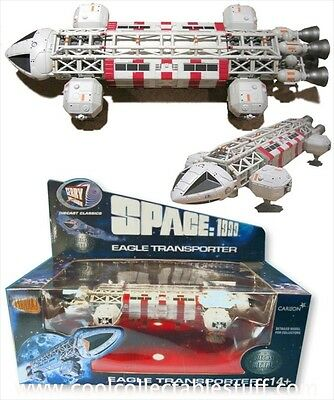 Product Enterprise Gerry Anderson Space 1999 Medical Rescue Eagle Transporter