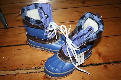 new snow boots western cheif kids size 10