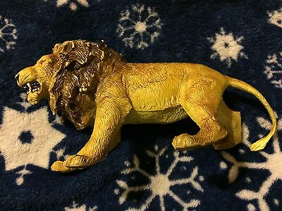 Vintage AAA Toy Lion Figure IMPERIAL? - Gift Idea - Educational