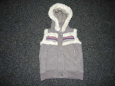 Girls ~ Fat Face ~ gilet / body warmer ~ Size 6-7 Years ~ VGC ~ BOX A9
