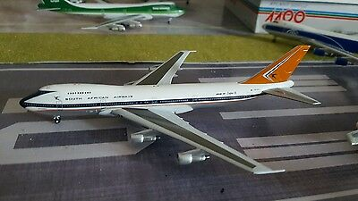 Herpa/Starjets/Inflight 500. South African Airways      B747-200