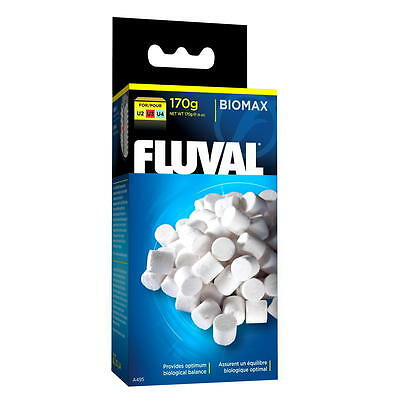 FLUVAL BIOMAX U2 U3 U4 REPLACEMENT FILTER MEDIA 170g A495