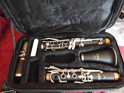Clarinet By Conn-Selmer And Case