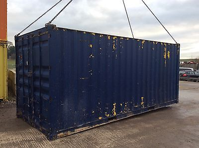 20 Ft shipping container 850 plus VAT