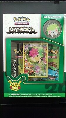 Pokemon Shaymin Mythical Collection Generations
