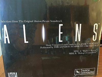 Aliens Selections from the Original Motion picture soundtrack