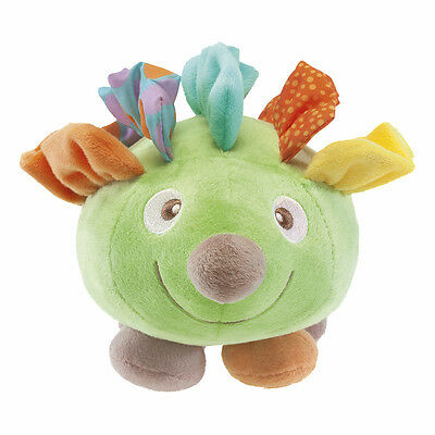 Chicco Happy Colours Musical Toy - Hedgehog