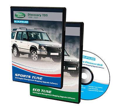 Land Rover Discovery1998-2001 TD5 POWER SPORTS ECU Remap Chip