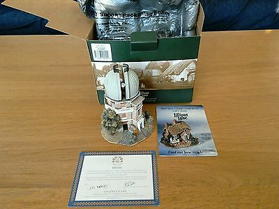 Lilliput Lane The Great Equatorial (L2242) In Box With Deeds