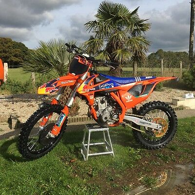 ktm sxf 250 2016 factory edition