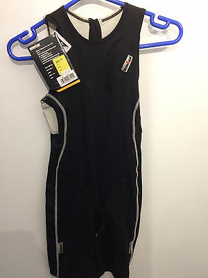 Womens Ironman Triathlon Extreme Bodysuit Cycling Running Suit IronWave Lycra