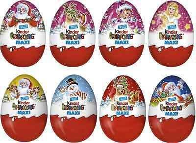 Maxi Big Kinder surprise eggs ferrero chocolate egg 100g/3.52oz from Germany