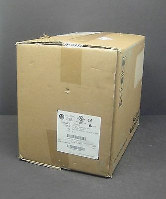 New Sealed Allen Bradley 22B-D024N104 Power Flex 40 AC Drive 15HP 480V 5.5kW 24A