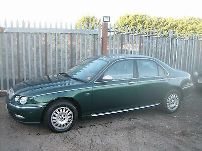 2001 (51) Rover 75 2.5 V6 Connoisseur SE Automatic Saloon (Full Leather)