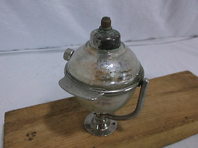 1903 Antique Glass Ball Liquid Soap Dispenser - West Disinfecting Co. New York 2