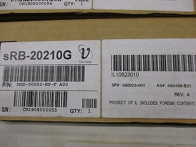Voltaire MOD-00002-HP-F  InfiniBand lineboard 22 port HP 480923-001 480498-B21