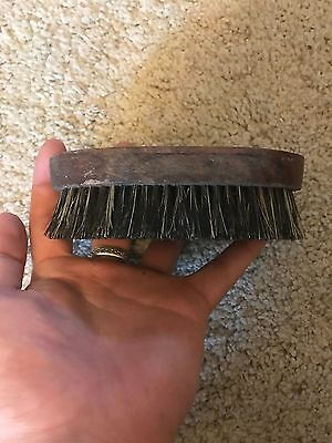Original WW2 British Army soldiers 1942 boot/clothing brush large size