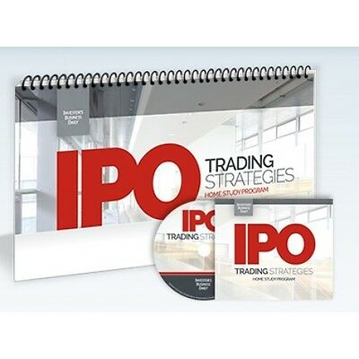 Investors Business Daily IBD IPO Home study course