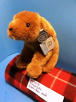 Princess Soft Northwoods Grizzly plush(310-3215)