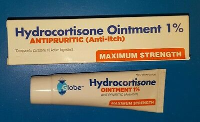 hydrocortisone cream ointment 1%10g  EFFECTIVE RELIEF OF IRRITATED/ITCHY SKIN