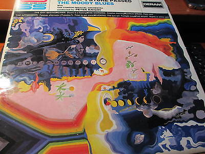 The Moody Blues - Days Of Future Passed  - LP Record  VINYL