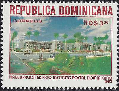 DOMINICAN INAUGURATION of NEW NATL. POST OFFICE Sc 1148 MNH 1993