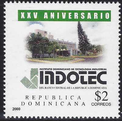 DOMINICAN INSTITUTE of INDUSTRIAL TECHNOLOGY Sc 1350 MNH 2000