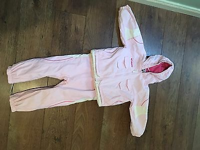 Full Columbia Snowsuit. Comprised Jacket And Sallopettes. Age 3