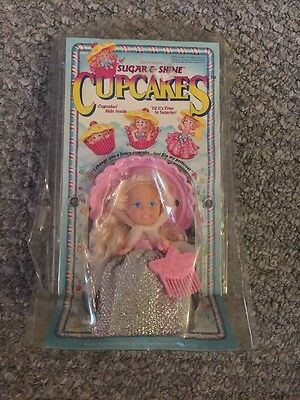 Nip Tonka Sugar & Shine Crystal Cupcakes Doll Kenner