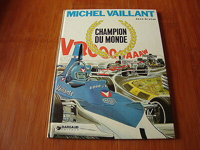 Michel Vaillant Tome 26  En Edition Originale  /  Graton