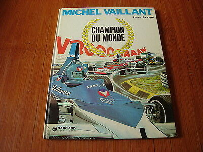 Michel Vaillant Tome 26  En Edition Originale  ///  Graton