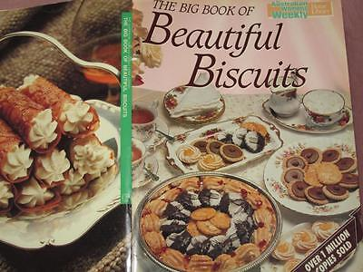 Womens Weekly Cookbook Cooking Recipes The Big Book Of Beautiful Biscuits