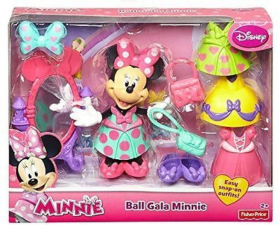 Fisher-Price Disney's MINNIE MOUSE Ball Gala Playset *New-in-Package