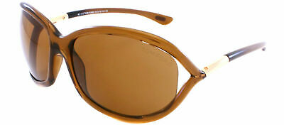5433132c820a Authentic Tom Ford Jennifer FT0008 TF 8 48H Brown Polarized Sunglasses