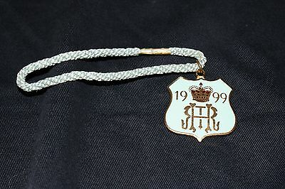 HENLEY ROYAL REGATTA STEWARDS BADGE 1999 No 3922