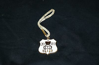 HENLEY ROYAL REGATTA STEWARDS BADGE 2001 No 1966