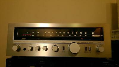Sansui R-30 stereo receiver vintage with phono stage