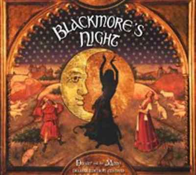 Blackmore's Night-Dancer and the Moon  CD with DVD NEW