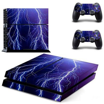 Sticker Cover per PS4 Playstation 4 Console Game Controller Decal Set
