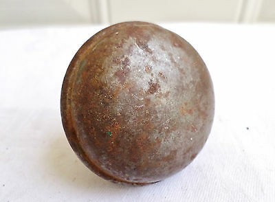 Antique Vintage Metal Door Knob Handle Pull Hardware Salvaged Rustic Primitive!