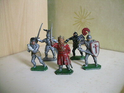 Lone Star Harvey Series. Four Knights and King