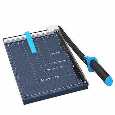 A4 Guillotine - Precision Paper Cutter - Heavy Duty A5 & A6